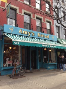 Amy's Bread on 46th and Ninth