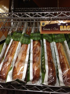 Baguettes at Fairway