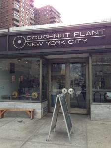 Doughnut Planet on Grand Street