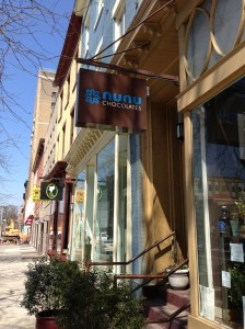 Nunu Chocolates on Atlantic Avenue