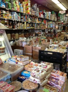 Inside Oriental Pastry and Grocery